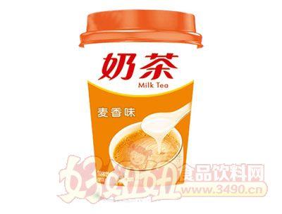 晨铭麦香味奶茶60g