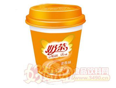 晨铭奶茶麦香味75g