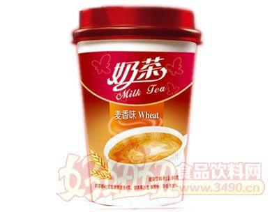 晨铭奶茶麦香味80g