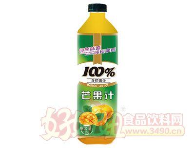 晨铭芒果汁饮料1.5L