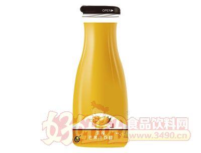 晨铭生榨芒果汁饮料1000ml