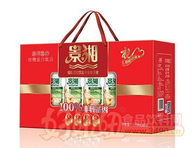 景湘原味豆奶饮料350ml×8瓶