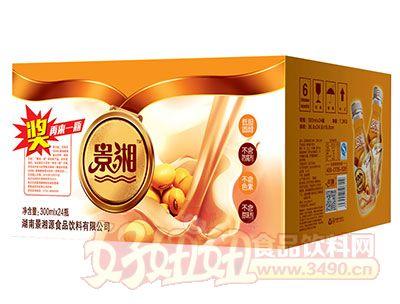 景湘原味豆奶饮料300ml×24瓶
