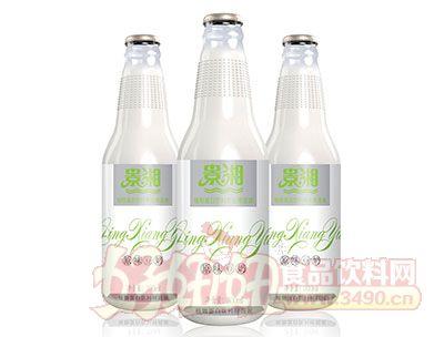 景湘原味豆奶玻璃瓶300ml