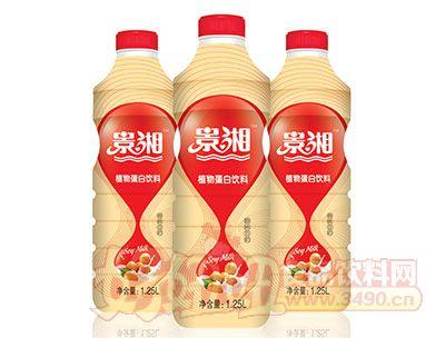 景湘原味豆奶饮料1.25LPE瓶
