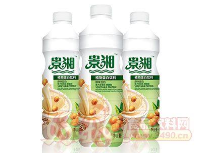 景湘原味豆奶饮料PE瓶1.25L
