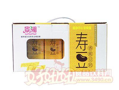 景湘寿豆香蕉豆奶