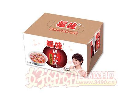 福娃糙米红枣八宝粥280g×4罐