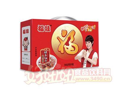 福娃糙米红枣八宝粥360g×6罐