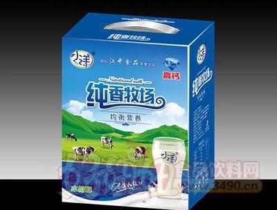 小漾纯香牧场高钙乳饮品