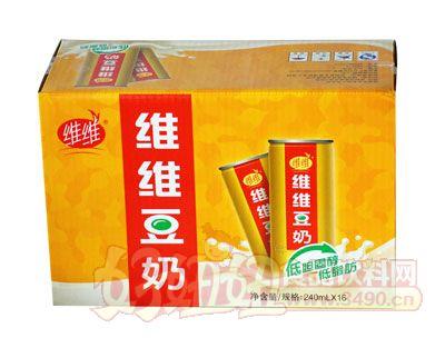 维维豆奶240mlx16瓶