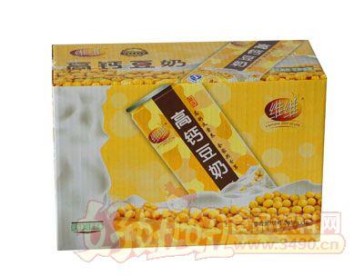 维维高钙豆奶240mlx16瓶