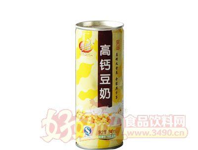 维维高钙豆奶240ml