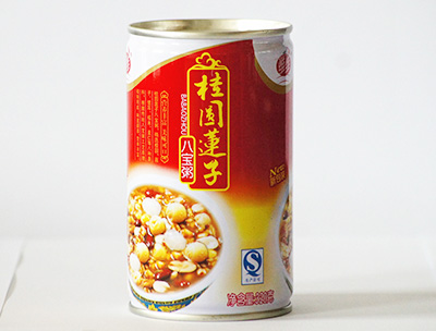 维维桂圆莲子八宝粥320g罐装