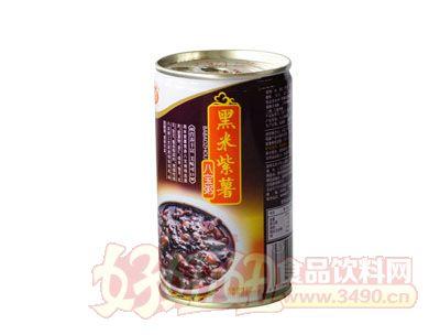 维维黑米紫薯八宝粥240ml
