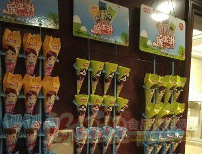 百家赞缤淇淋布丁挂式