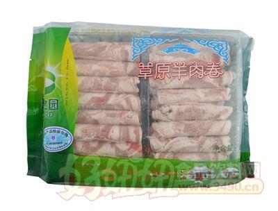 惠之园草原羊肉卷