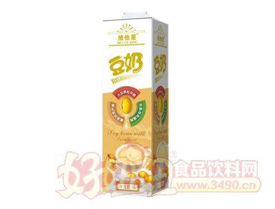 维他星低糖豆奶1L