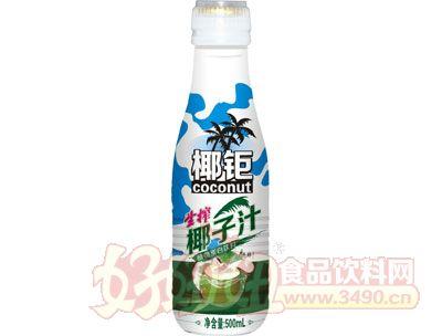 椰钜生榨椰子汁500ml