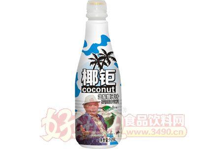 椰钜生榨椰子汁植物蛋白饮料1.25L
