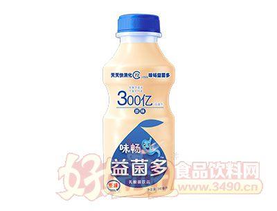 味畅益菌多乳酸菌lehu国际app下载原味340ml