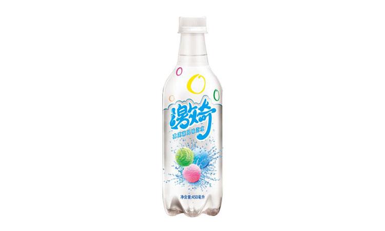健力宝激奇冰淇淋风味汽水(450ML)