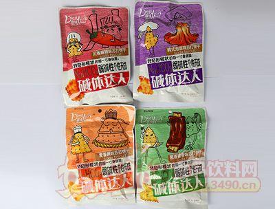 鼎缘苏打饼干系列