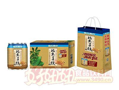 初元食疗北虫草饮复合植物蛋白饮料