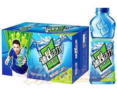 速8动力维生素饮料青柠味