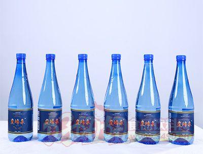 七里地虎峰泉水展示