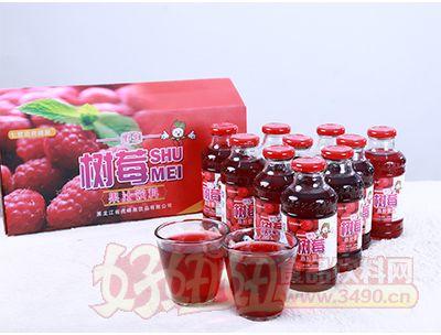 350ml树莓果汁饮料(杯注)