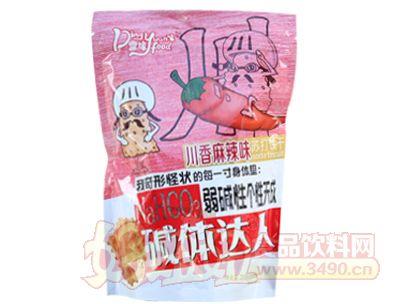鼎好食品川香麻辣味苏打饼干