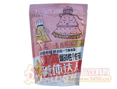 鼎好食品麦香原味苏打饼干