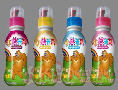 小熊米奇果奶味果味饮料