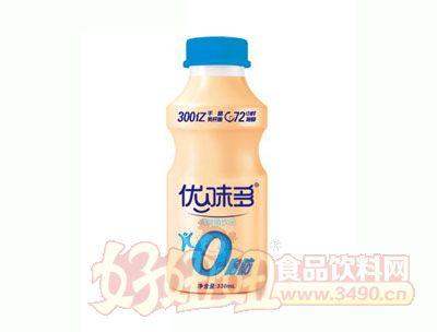 优味多乳酸菌330ml×8瓶