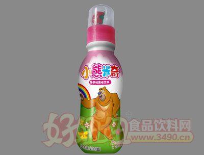 小熊米奇果奶味果味饮料(粉)