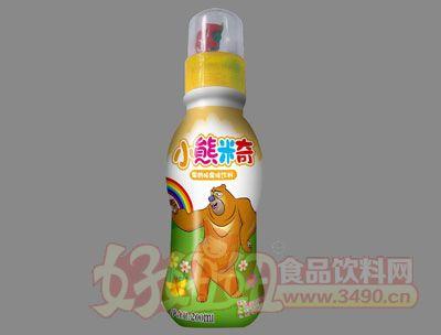 小熊米奇果奶味果味饮料(黄)