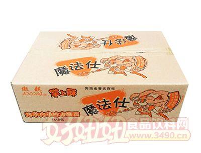 傲龙魔法士烤羊肉串味方便面48包