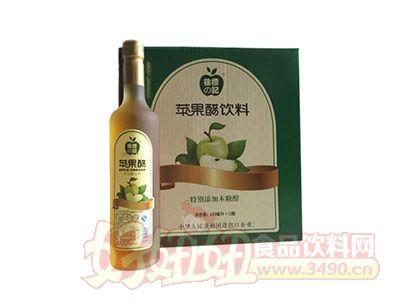 徐标记苹果醋饮料650mlx12瓶
