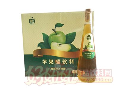 徐标记苹果醋饮料828mlx8瓶