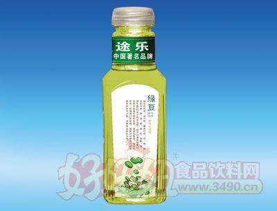 520ml果汁绿豆味