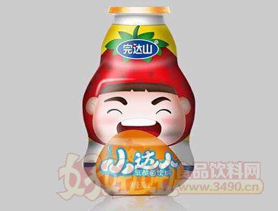 完达山小达人乳酸菌饮品(红)
