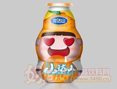 完达山小达人乳酸菌饮品(黄)