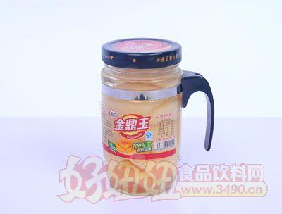金鼎玉608克白桃罐头