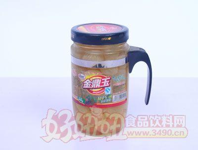 金鼎玉608克葡萄罐头