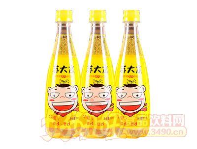 雨露苏大水菠萝椰含气苏打水500ml