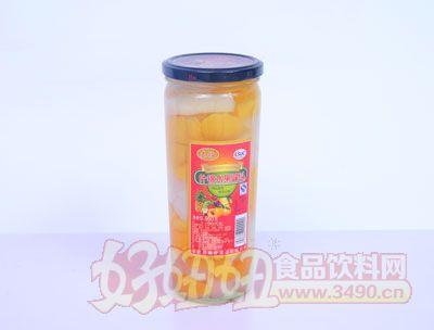 泰裕960克什锦罐头