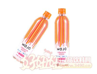 500ml雨露MOJO乳酸盐果味饮料(蜜桃味)