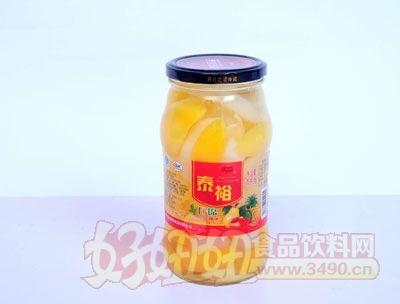 泰裕1000克什锦罐头