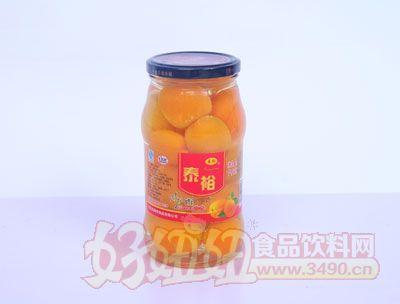 泰裕1000克杏罐头
